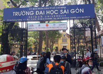 Tuyển sinh và học phí năm 2021 của trường Đại học Sài Gòn.