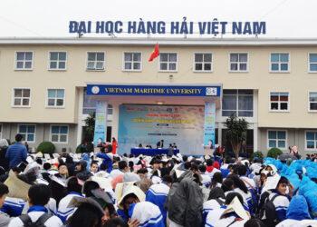 Thông tin tuyển sinh Đại học Hàng hải Việt Nam năm 2021 và học phí