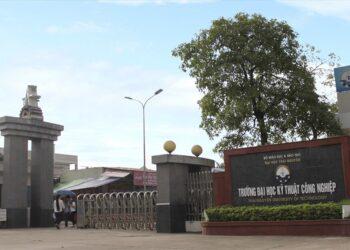 Điểm chuẩn các ngành trường Đại Học Kỹ Thuật Công Nghiệp Thái Nguyên mới nhất 2021