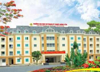 Thông tin tuyển sinh và học phí Đại học Sư phạm Kỹ thuật Hưng Yên năm 2020