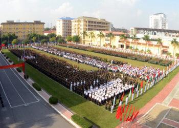 Thông tin tuyển sinh và học phí Học viện Kỹ thuật Quân Sự năm 2020