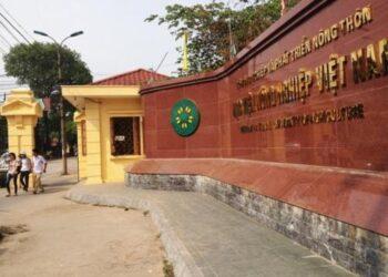 Chỉ tiêu tuyển sinh và học phí Học Viện Nông Nghiệp Việt Nam