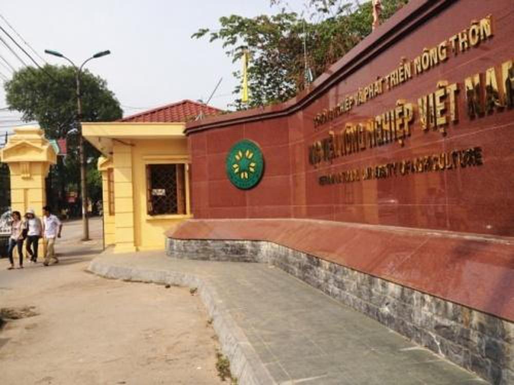 học phí Học Viện Nông Nghiệp Việt Nam
