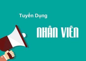 TUYỂN NHÂN SỰ LÀM HCNS / VĂN PHÒNG