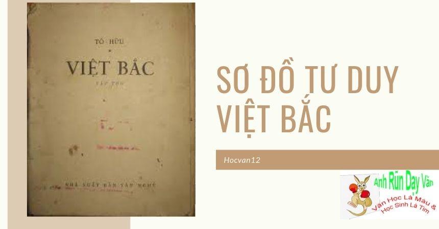Sơ đồ tư duy Việt Bắc chưa bao giờ đơn giản như vậy.