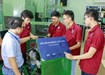 8 Điều cần biết khi học Ngành Kỹ thuật cơ điện tử