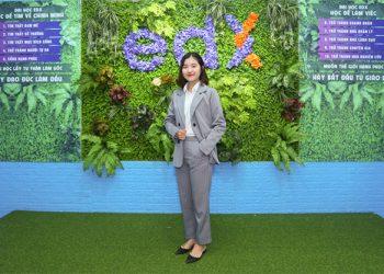 Nữ sinh Đại Học edX – Ước mơ lan toả hạnh phúc và yêu thương