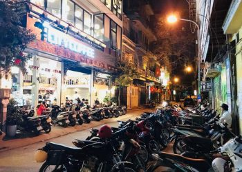 The City COFFEE TUYỂN DỤNG