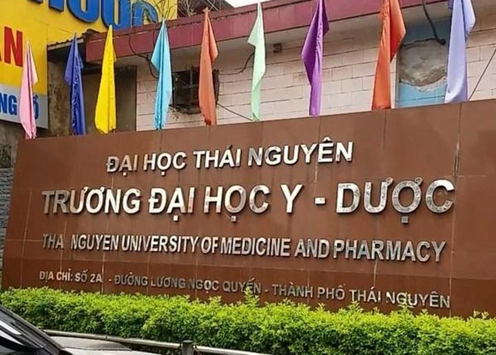 Trường đại học y dược - đại học Thái Nguyên