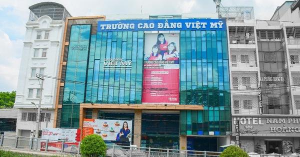 Trường cao đẳng Việt Mỹ