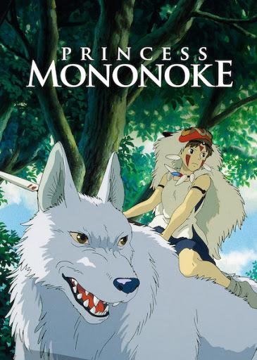Công chúa Monoke (1997)
