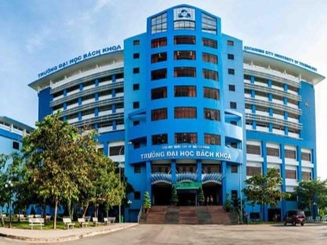 Đại học Bách Khoa – đại học Quốc gia TP Hồ Chí Minh