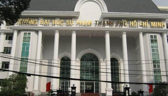 Đại học Sư Phạm TP Hồ Chí Minh