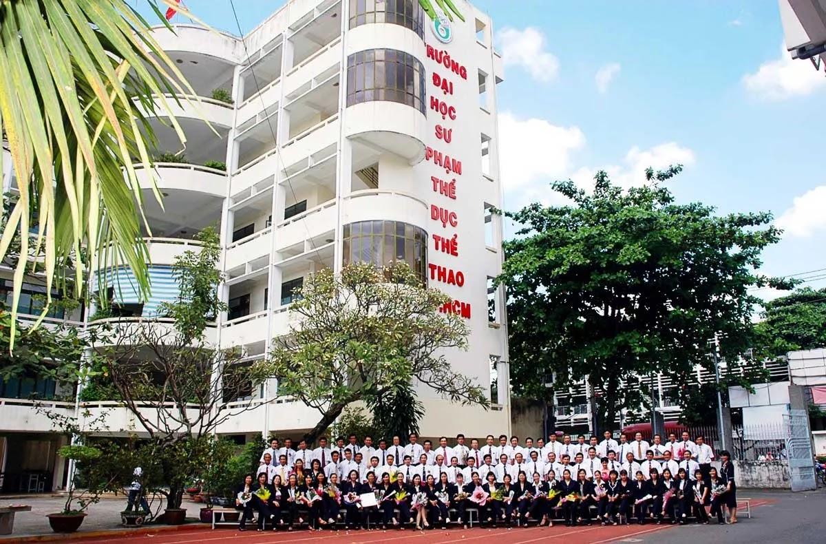Đại học Sư Phạm Thể Dục Thể Thao TP Hồ Chí Minh