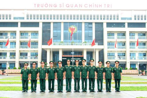 Trường Sĩ Quan Chính Trị