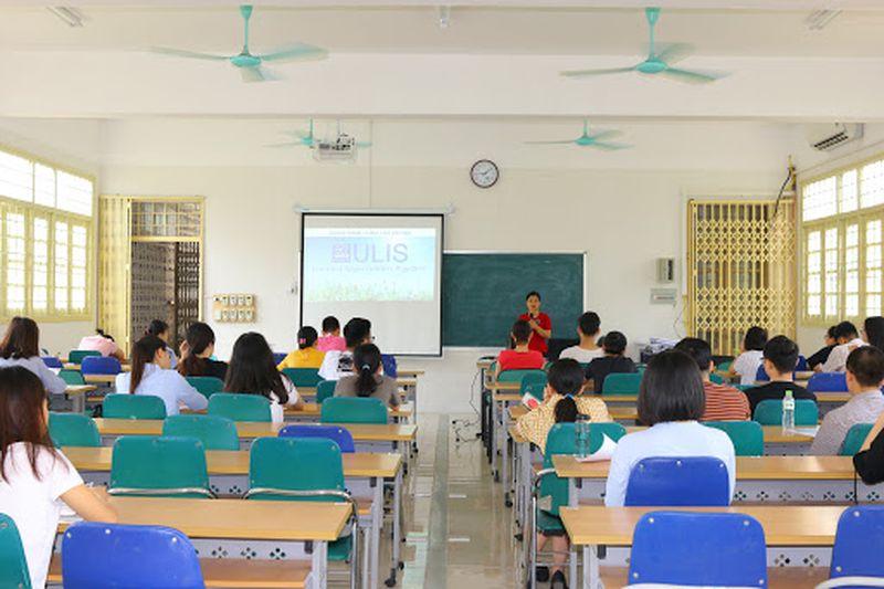 Các trường Đại Học điểm Tiếng Anh được nhân 2