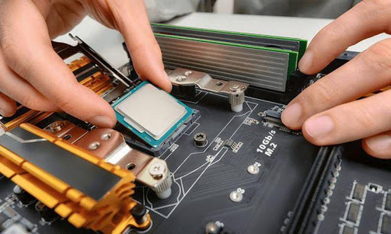 công nghệ kỹ thuật máy tính là gì