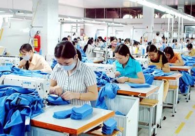 Điểm chuẩn xét tuyển vào ngành công nghiệp dệt may