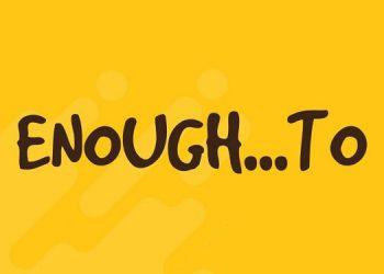 Thông tin cách dùng công thức Enough trong Tiếng Anh