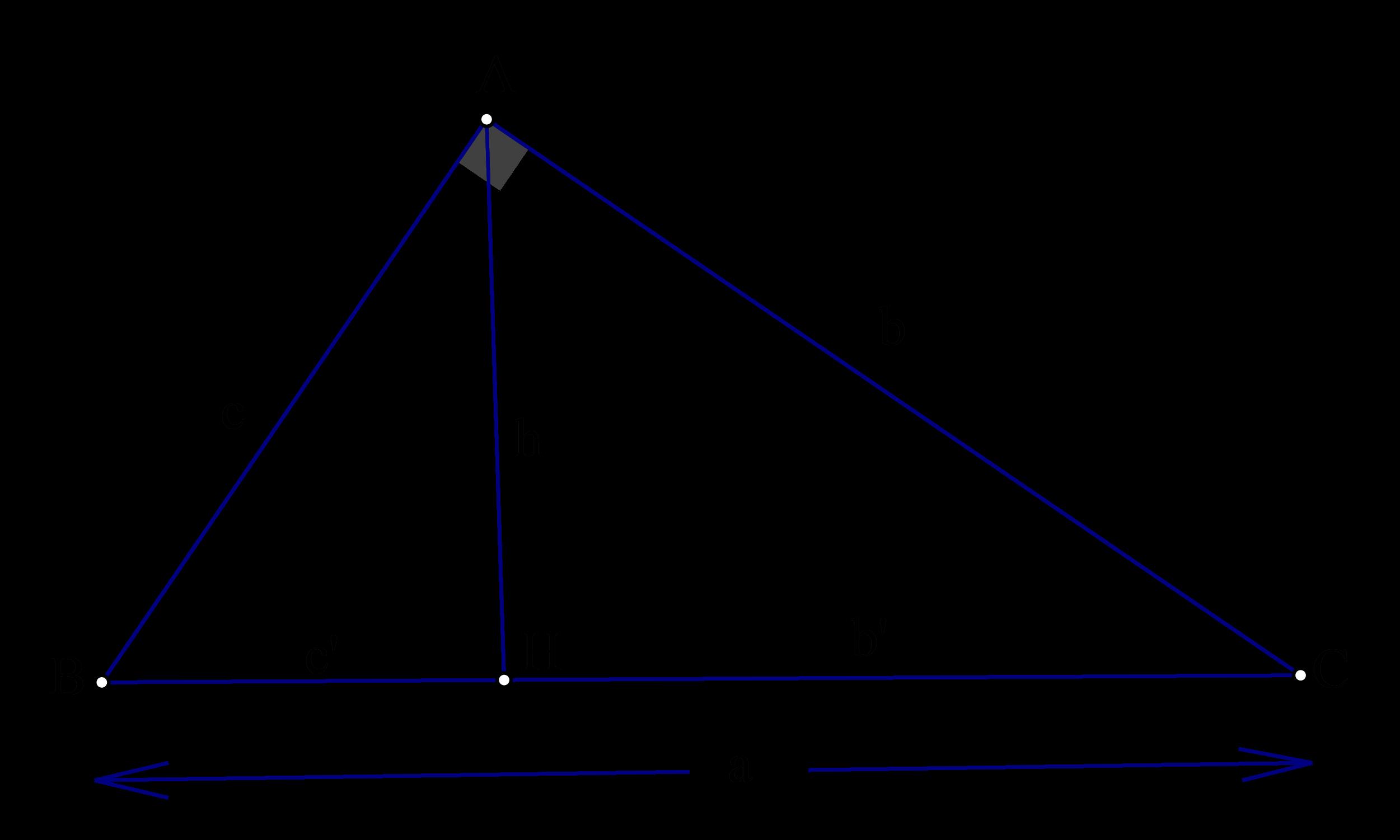 Sử dụng công thức diện tích tam giác để tìm kết quả
