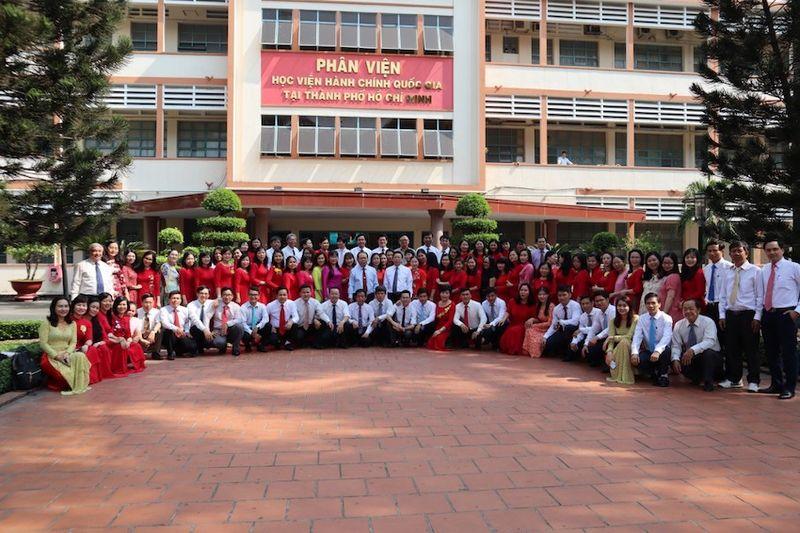 Học viện hành chính quốc gia thành phố Hồ Chí Minh