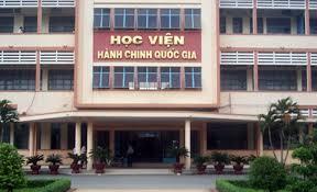 Điểm chuẩn học viện Hành Chính Quốc Gia thành phố Hồ Chí Minh