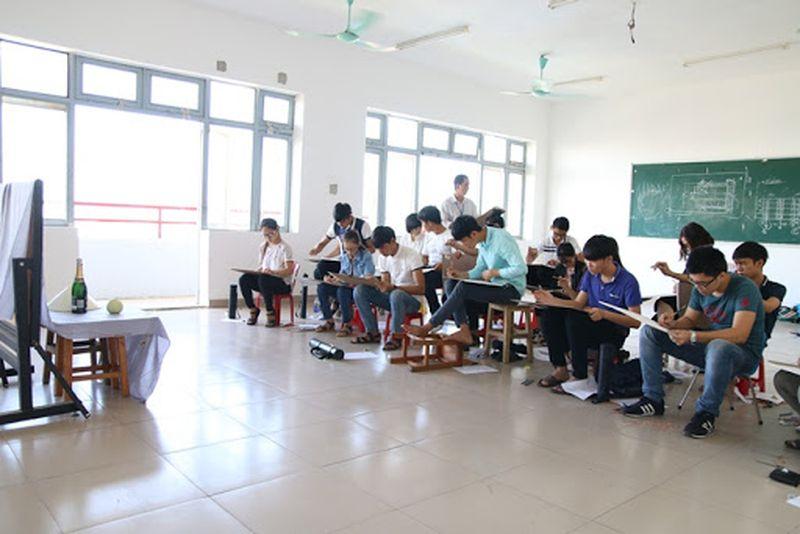 điểm chuẩn đại học kiến trúc đà nẵng