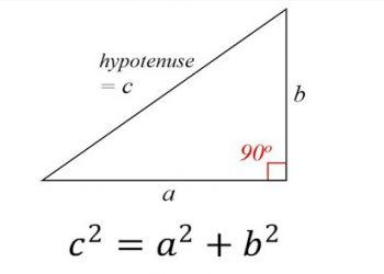 Tam giác vuông là gì? Cách tính diện tích tam giác vuông