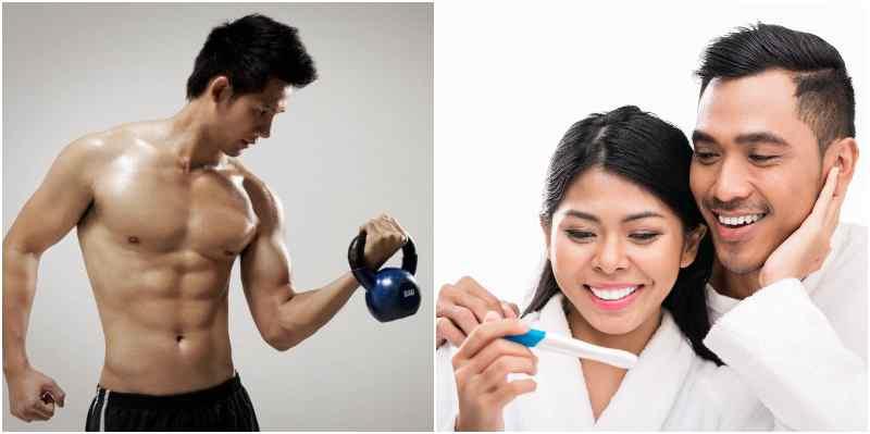 Mối tương tác giữa các chức năng sinh sản & vitamin E so với phái nam