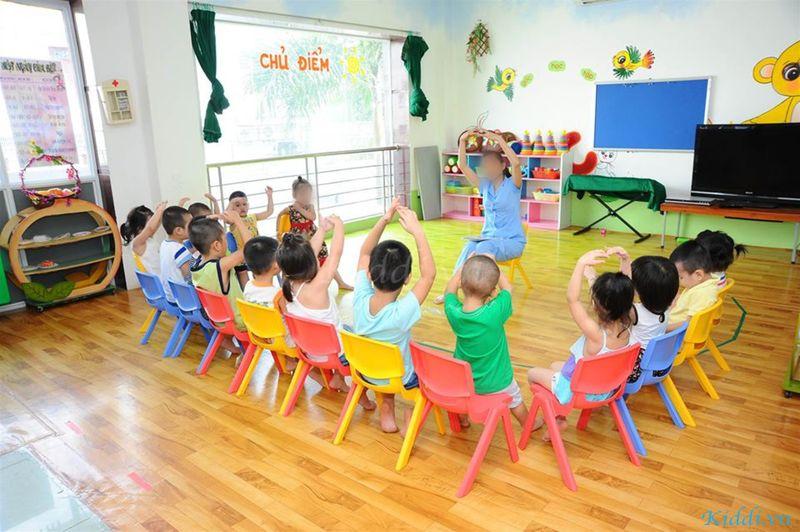 Ngành giáo dục mầm non một ngành hot hiện nay