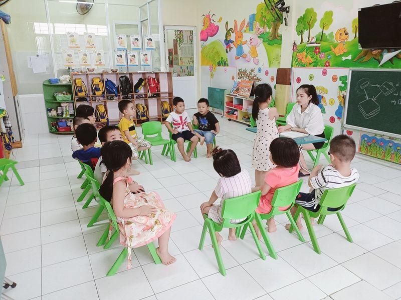 Ngành giáo dục mầm non