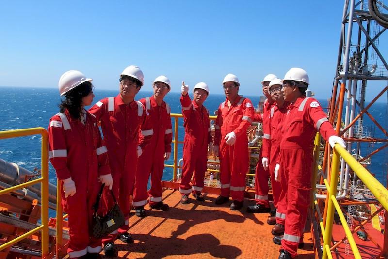 kỹ thuật dầu khí