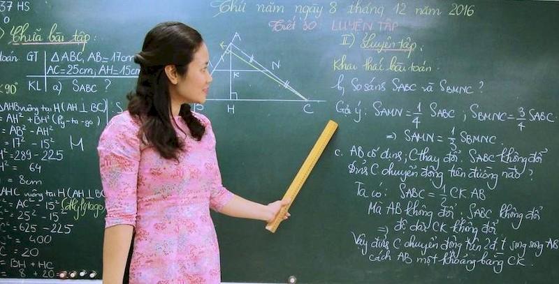 sư phạm toán