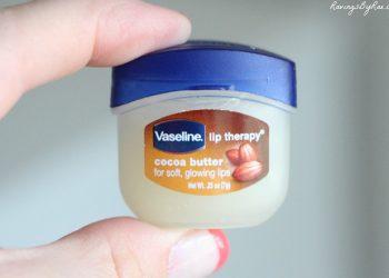 Tác dụng của Vaseline đối với làn da hướng dẫn chi tiết