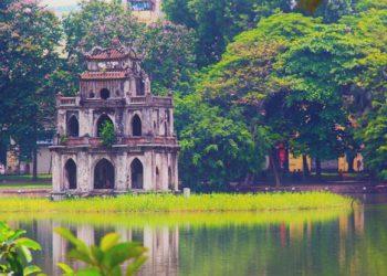 Thuyết minh về Hồ Gươm qua những giai thoại lịch sử