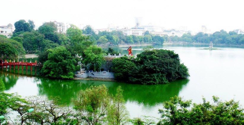 Thuyết minh về Hồ Gươm