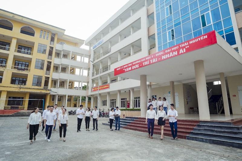 trường đại học y dược thái nguyên