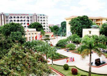 Điểm sàn Đại học Thương Mại