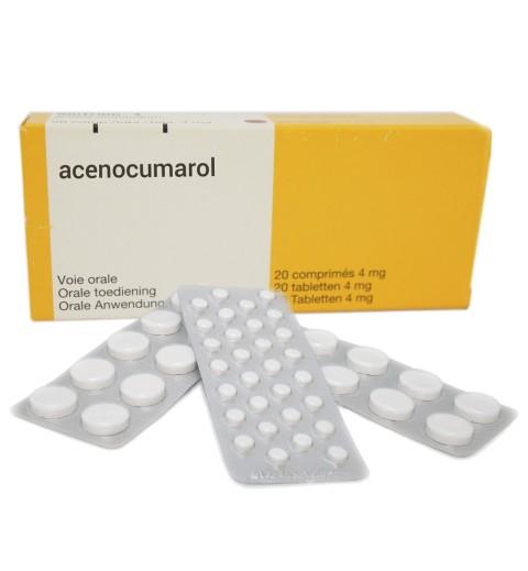 Cách gọi khác của thuốc Acenocoumarole