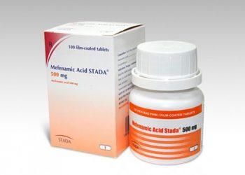 Cách sử dụng và tác dụng của thuốc Acid mefenamic