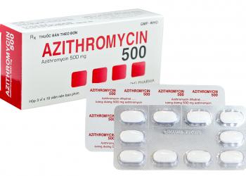 Azithromycin là thuốc gì?