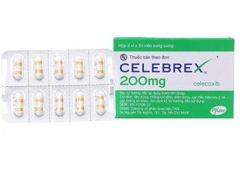 Celecoxib là thuốc gì? Cách sử dụng