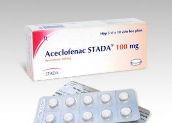 Cách sử dụng và tác dụngcủa thuốc Aceclofenac
