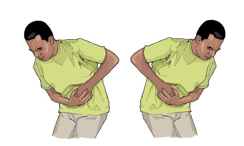 bệnh lao ruột