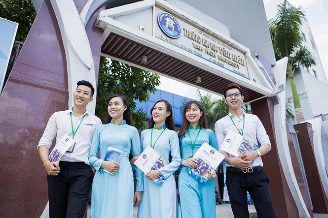 các trường xét học bạ 2019 tphcm