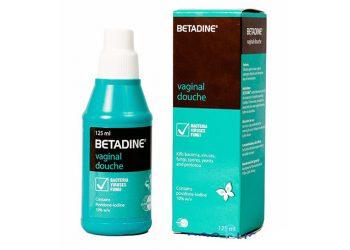 Dung dịch Betadine xanh rửa phụ khoa