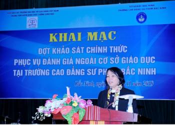 Thông tin tuyển sinh trường cao đẳng sư phạm Bắc Ninh 2021
