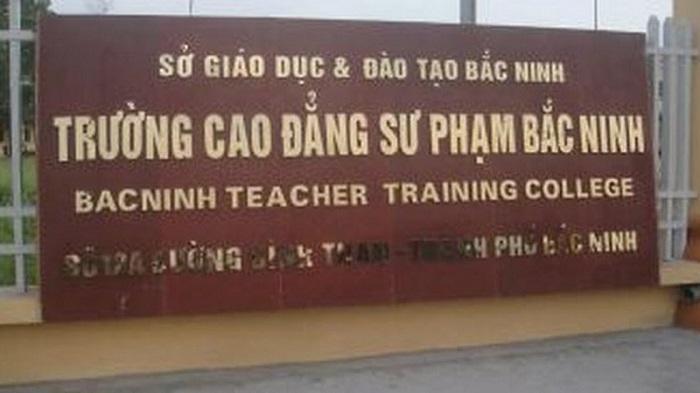 Trường cao đẳng sư phạm Bắc Ninh môi trường đào tạo chất lượng
