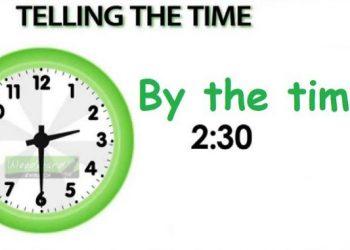 NHỮNG ĐIỀU BẠN CẦN BIẾT VỀ CÔNG THỨC BY THE TIME TRONG TIẾNG ANH