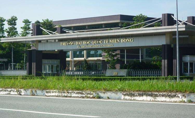 Đại học quốc tế miền Đông học phí